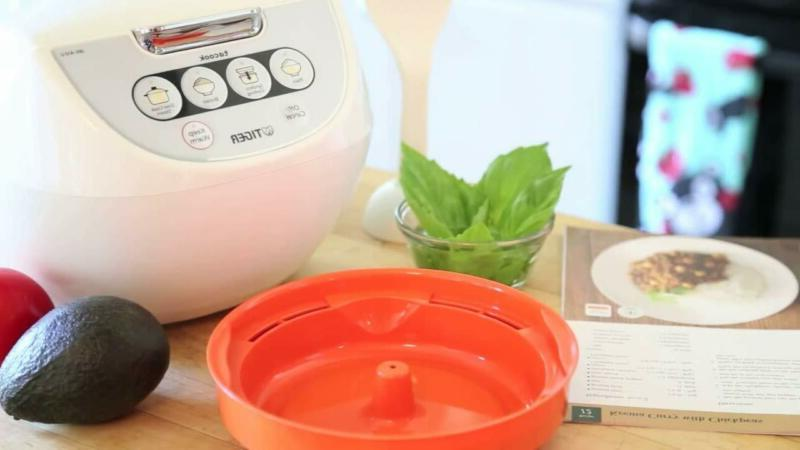 Tiger 5.5-Cup Micom Rice with Steamer