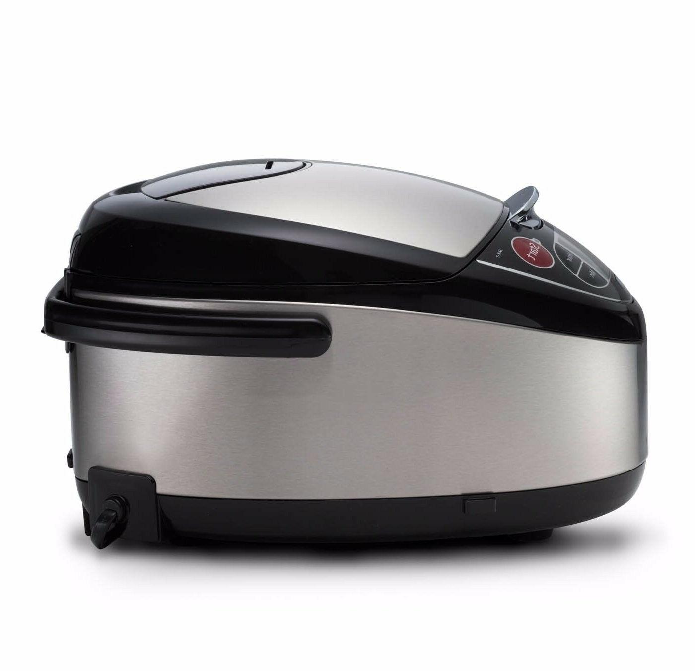 Cooker Steamer & Cooker Black