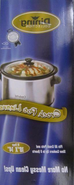 5 crock pot slow cooker