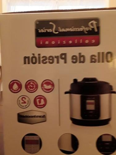 Instant Cooker Programmable Cooker Rice Steamer