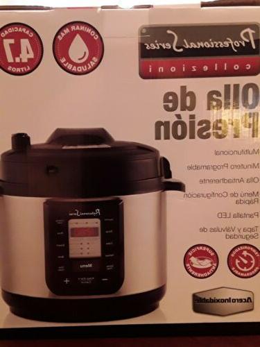 Instant Pot 5-Qt Cooker Programmable Cooker Rice