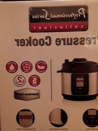 Instant 5-Qt Cooker