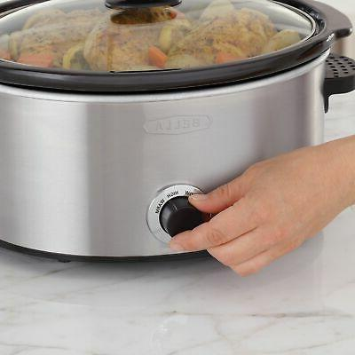 Bella Cooker Stainless Steel