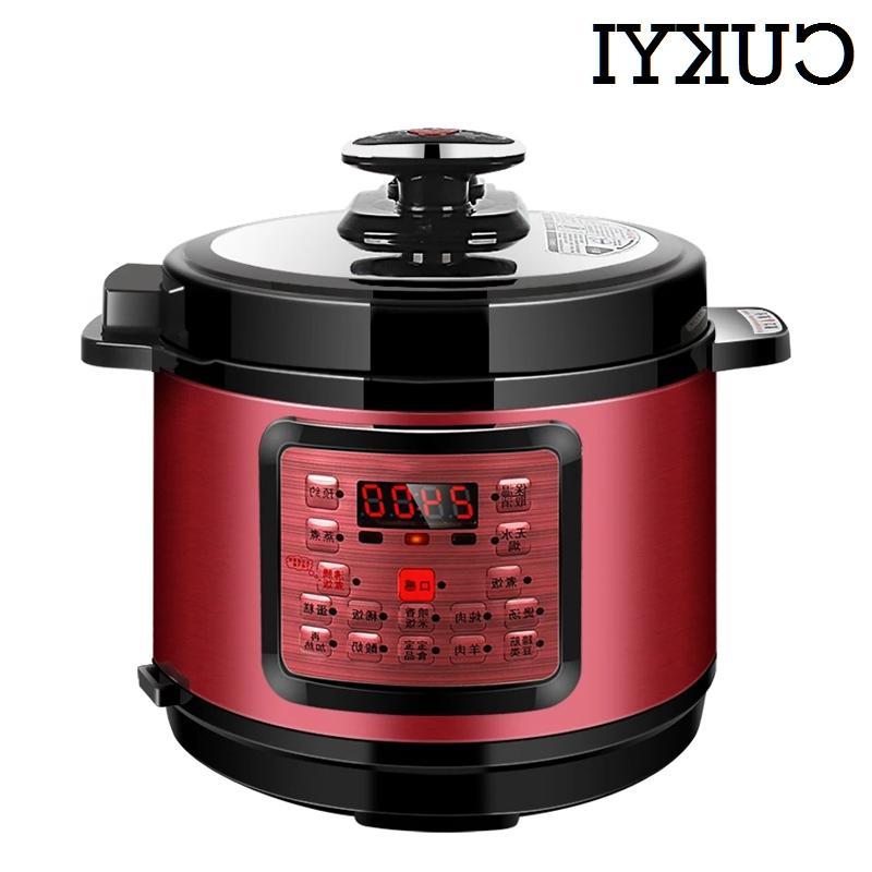 5l electric multicooker multi functional programmable pressu