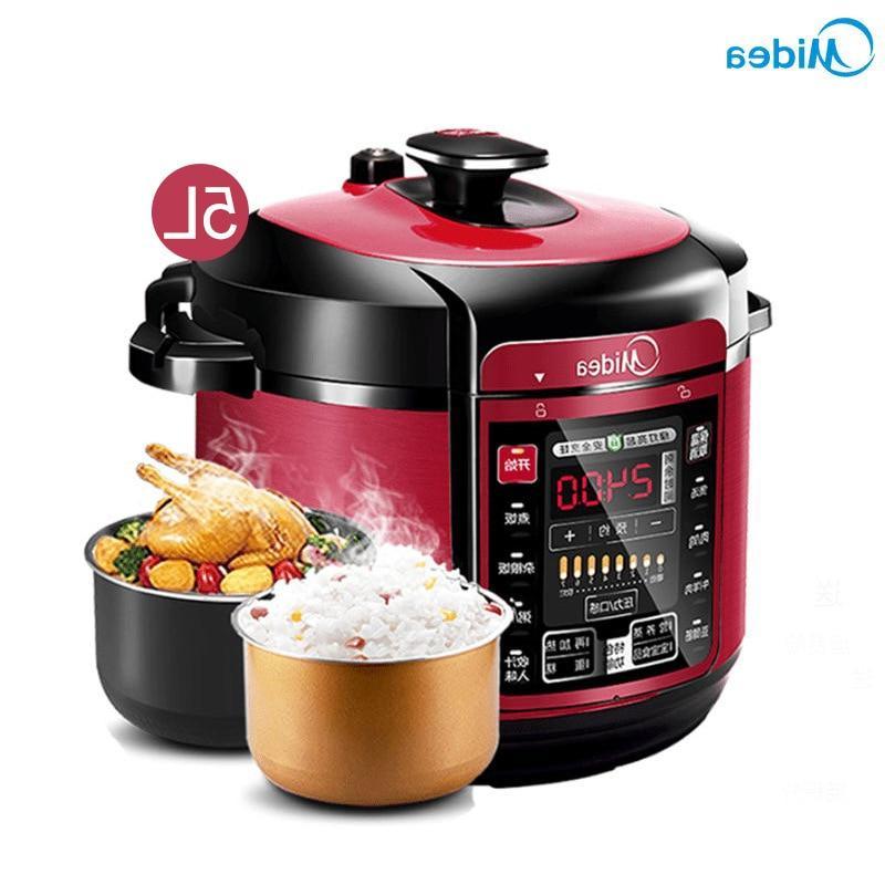 5LMidea Electric <font><b>Cooker</b></font> Pot Bile Smart High Pressure <font><b>Cooker</b></font>