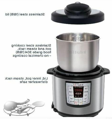 6-in-1 Programmable 6 Quart Cooker