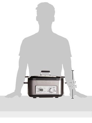COSORI Programmable Multi-Cooker Cooker, Rice Brown, Saute, Boil, Steamer, Yogurt Maker, Timer, 86°F-400°F, 2-Year
