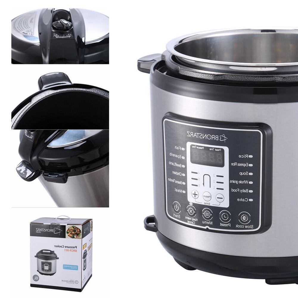 6 Qt Muti-Use Slow Cook