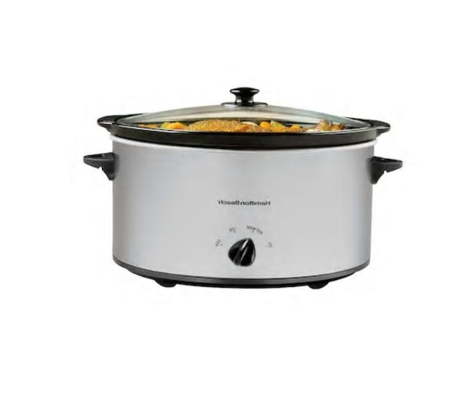 6 quart slow cooker 33167 free shipping