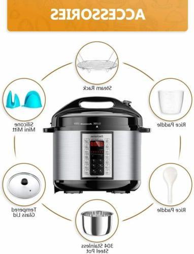 New Instant Multi-Cooker