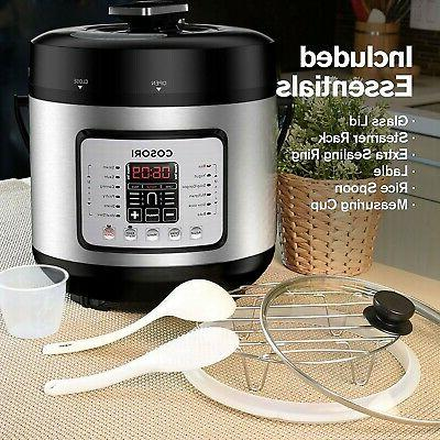 COSORI 7-in-1 Electric Cooker,