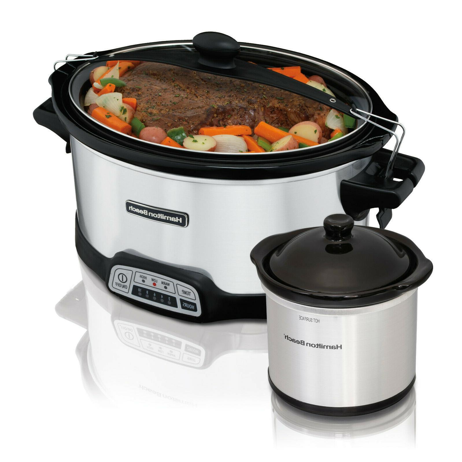 7qt stay or go programmable slow cooker