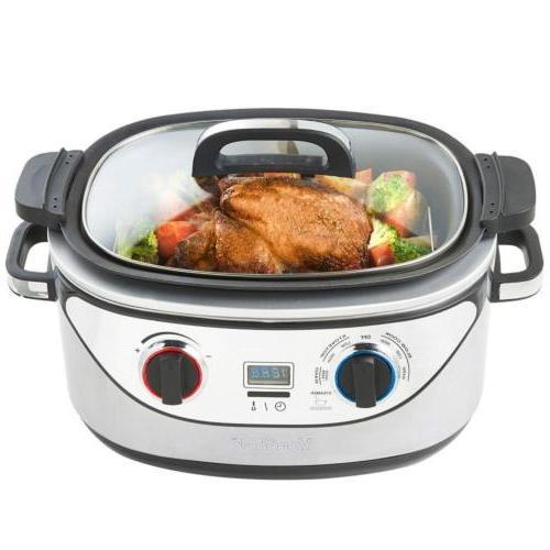 8 in 1 multi cooker 5 quart