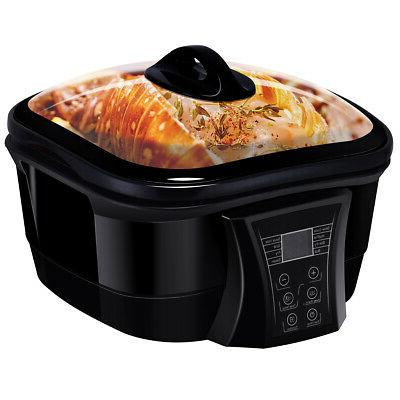 8 Function Cooker Programmable Pot