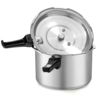 8-Quart Aluminum Fast Kitchen Large