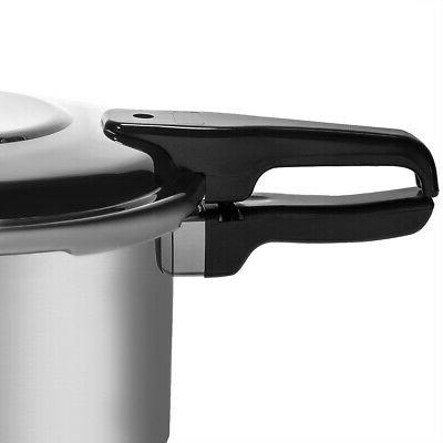 8-Quart Pressure Fast Kitchen Large