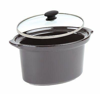Chefman - 4.5-quart Slow Cooker -
