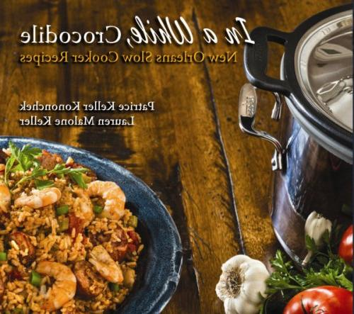 New Orleans Slow Cooker Recipes In a While Crocodile