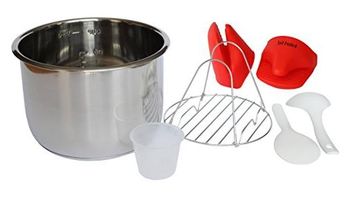 Instant 6 Qt Cooker, Rice Cooker, Yogurt Warmer