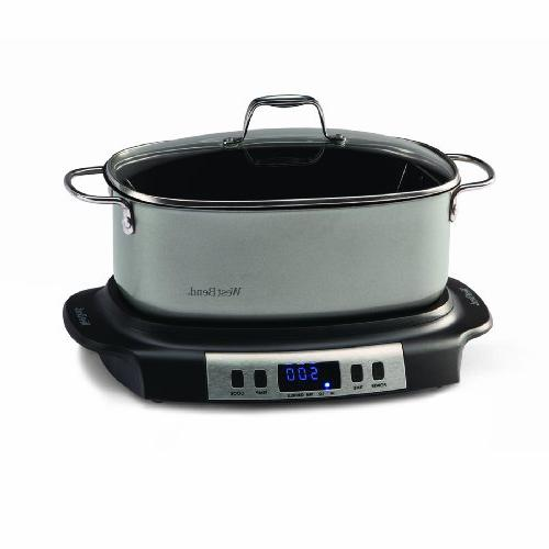 West Oval-Shaped Cooker,