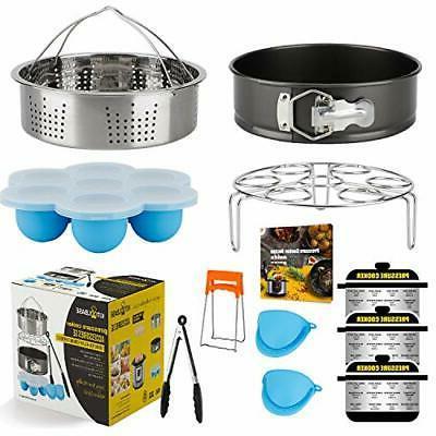 Compatible Qt 8 Steamer Basket