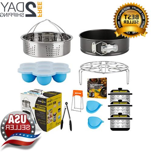 accessories set instant pot compatible instant pot