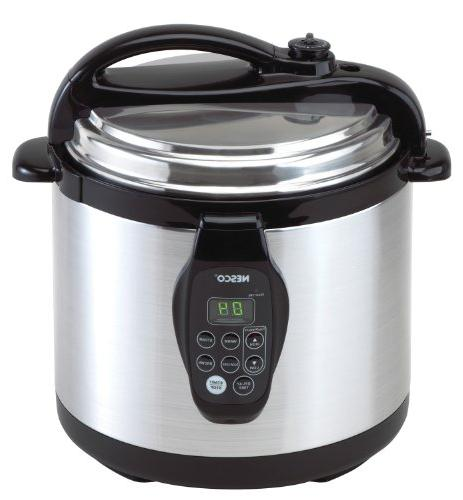 Nesco American Harvest PC6-25 6 Qt. Digital Electric Pressur