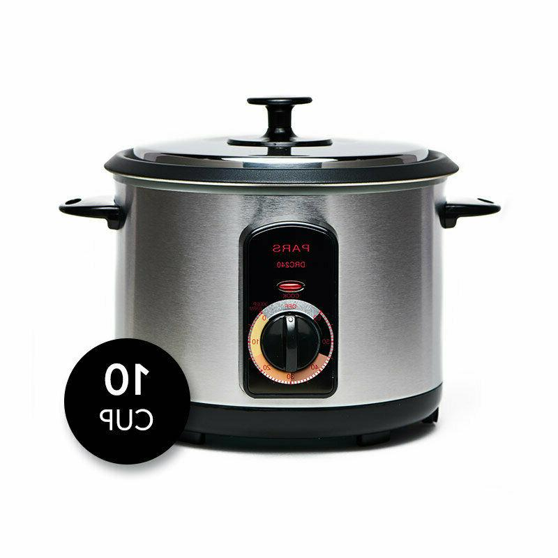 automatic stainless steel persian rice cooker 10
