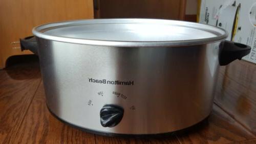 base only 6 qt slow cooker model