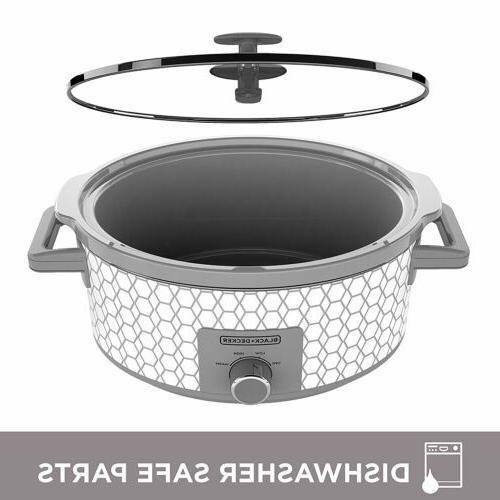 BLACK+DECKER 7 Control Cooker 3