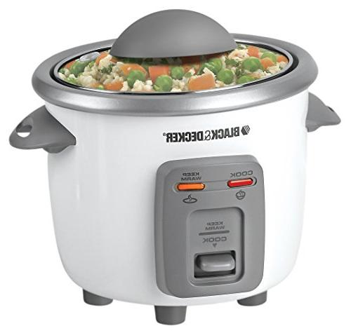 blackdecker rc3303 15 cup dry 3 cup cooked compact rice cook