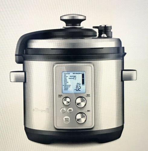 bpr700bss 1100w 6 quart electric pressure cooker