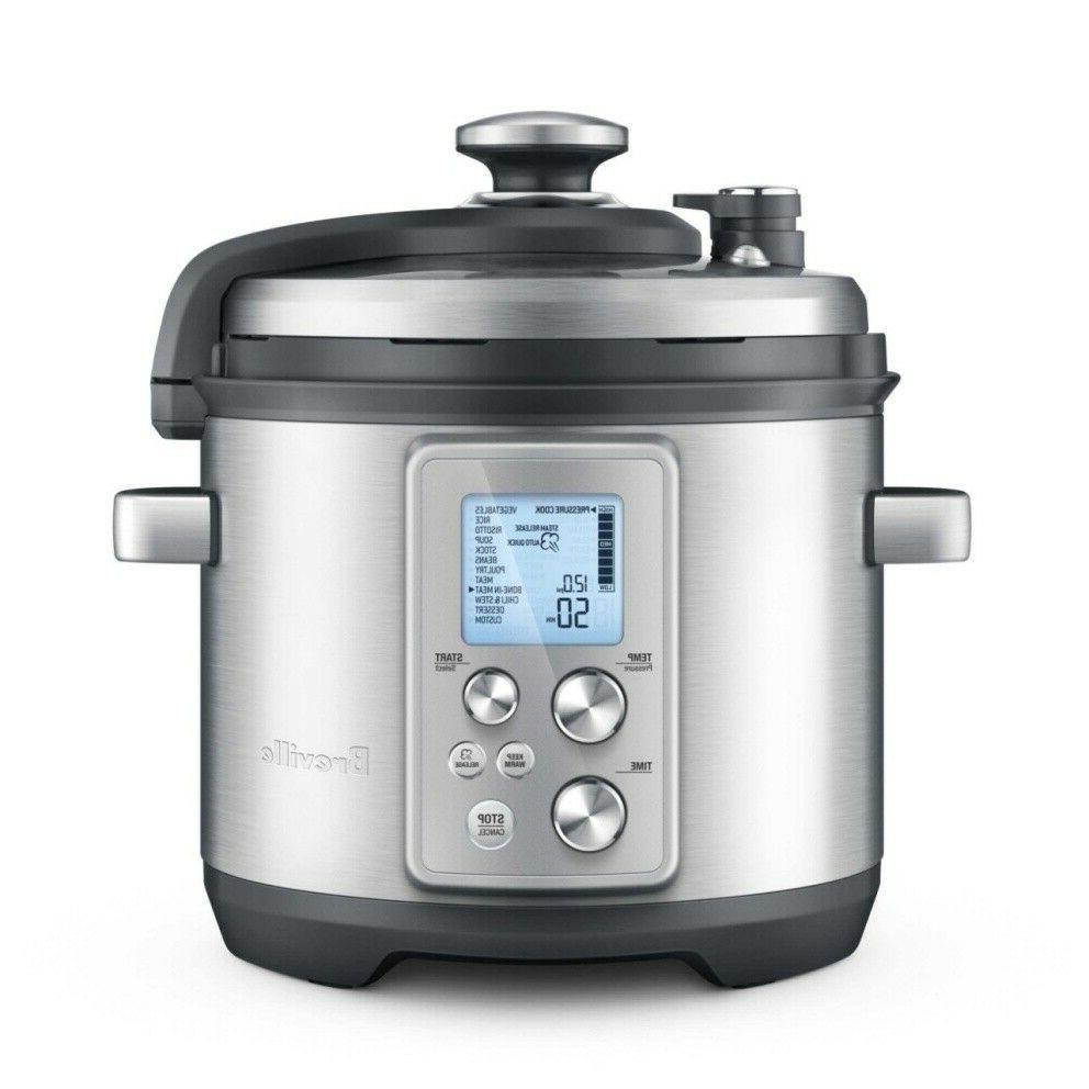 fast slow pro bpr700bss multi cooker pressure