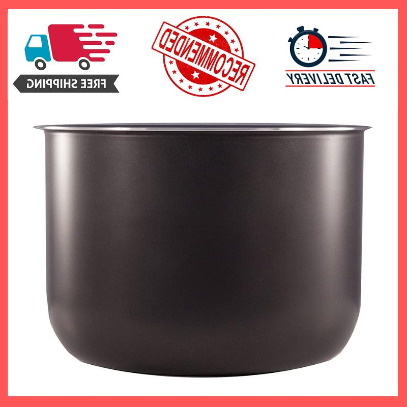 ceramic non stick interior coated inner slow