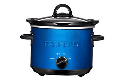 chefman slow cooker quart ideal people fits roast removable