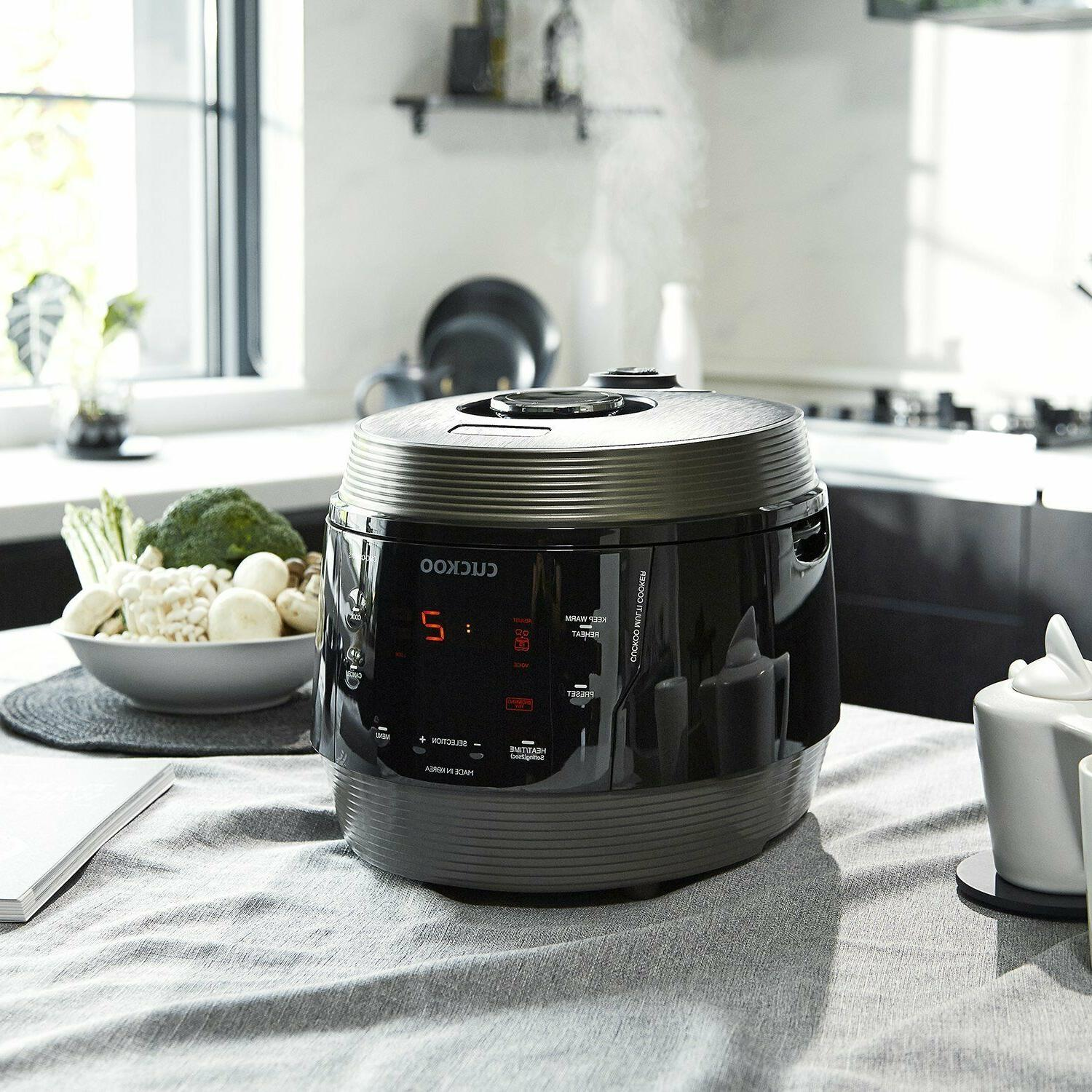 Cuckoo CMC-QSN501S,Q5 in Multi Slow, Rice Cooker,