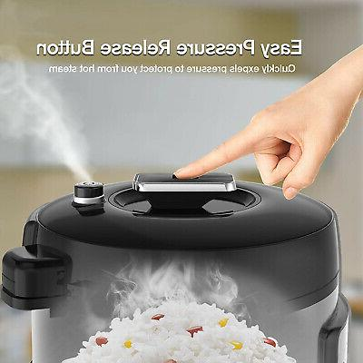 COSORI 6 Qt Electric Slow Cooker, Rice Yogurt