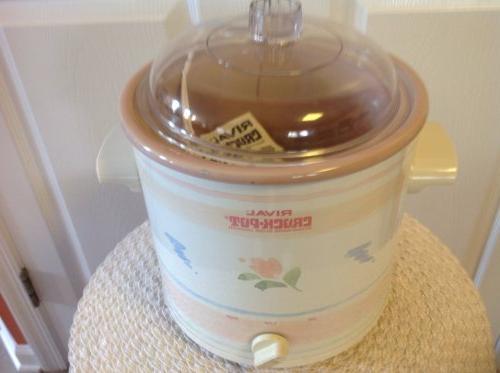 crock pot 2 quart slow