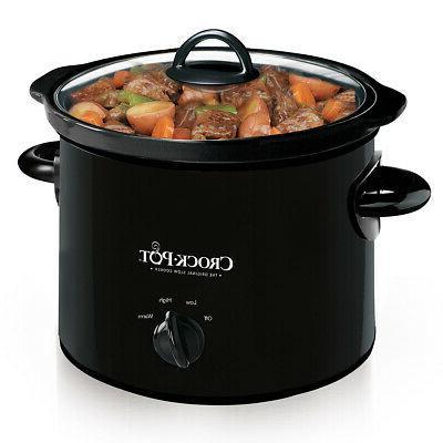 crock pot 3 0 quart slow cooker