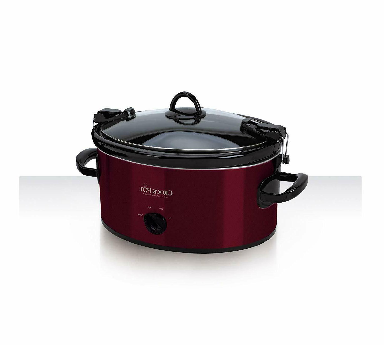 Crock-Pot Cook & Dishwasher-Safe