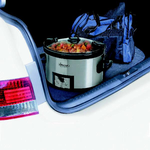 Crock-Pot Cook Carry Cooker Digital Stainl