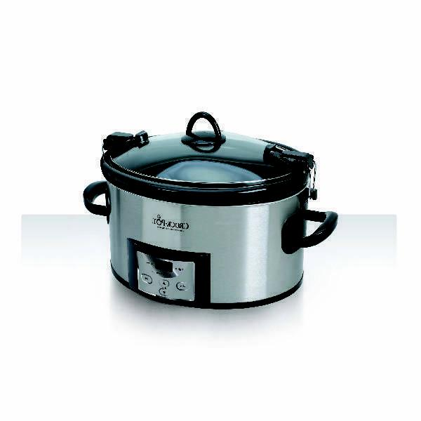 Crock-Pot 6 Cook & Cooker with Stainl