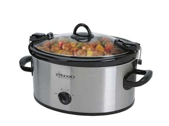 Crock-Pot Cook & SCCPVL600-S Slow 6