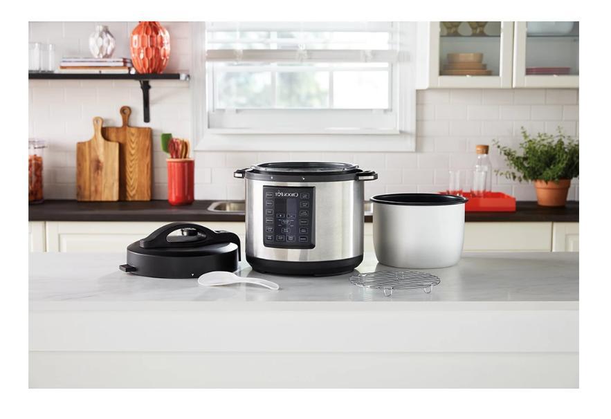 Crock-Pot Express Pressure 8-in-1 Multi-Cooker -