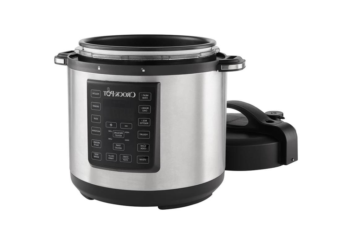 Crock-Pot Pressure Slow Cooker 8-in-1