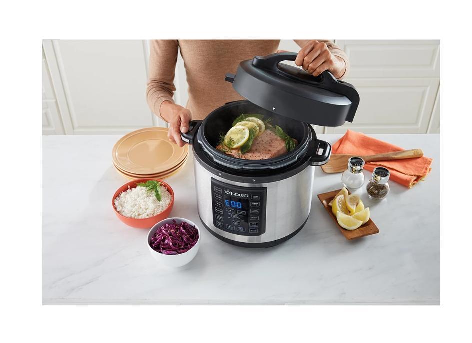 Crock-Pot Pressure Cooker Slow 8-in-1 -