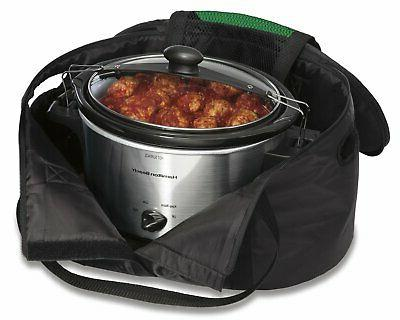 Insulated Carrier for Hamilton Oval - 8 Quart