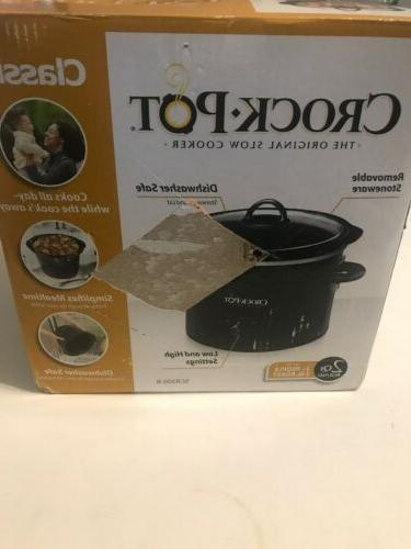crock pot scr200b black round manual 2