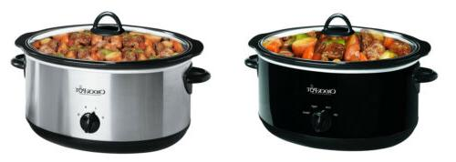 crock pot scv800 8 quart oval manual