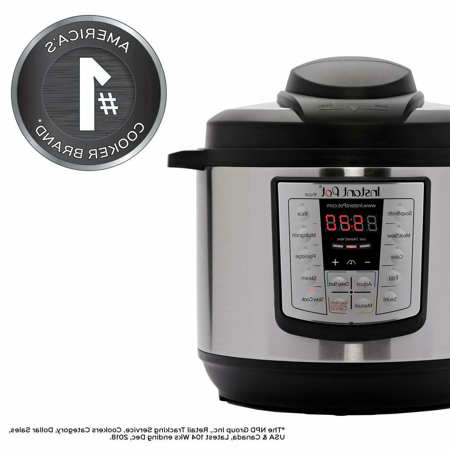 Instant Pot 6 Qt Multi-Use Programmable Pressure